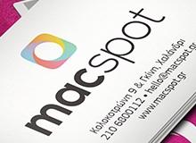 Macspot – Logo, Brand Identity, Website & Prints